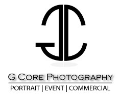 G Core Photography Logo